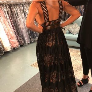Bran new with tags Jovani gown size 4